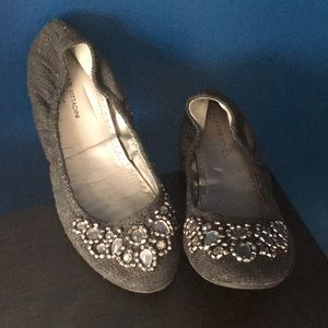 Adrienne Vittadini ballet slippers- never worn